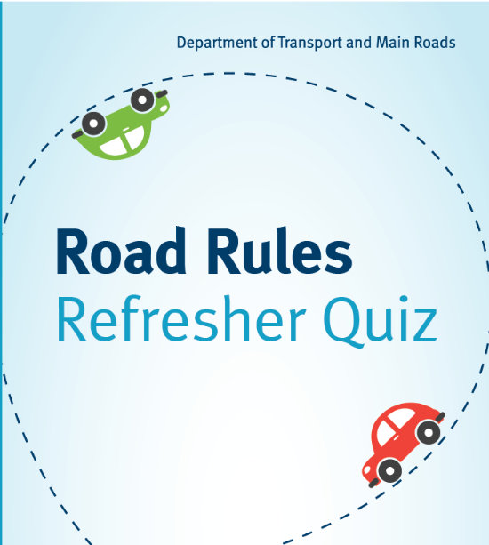 Road Rules Refresher Quiz
